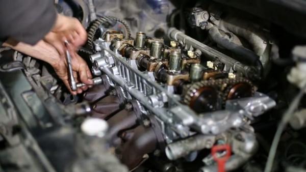 разборка двигателя авто