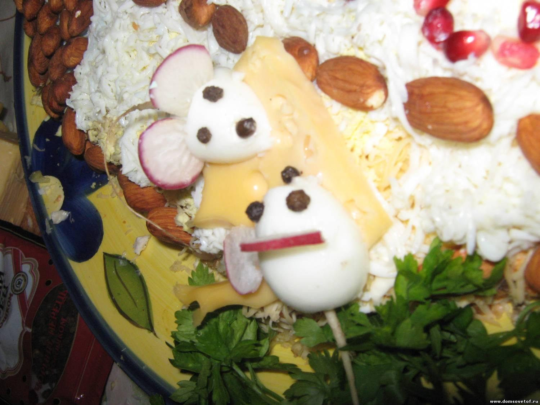 Салат мышки в сыре рецепт 63