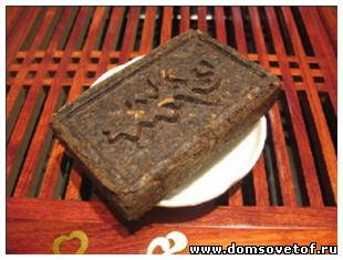 Чай пуэр как заваривать и его свойства