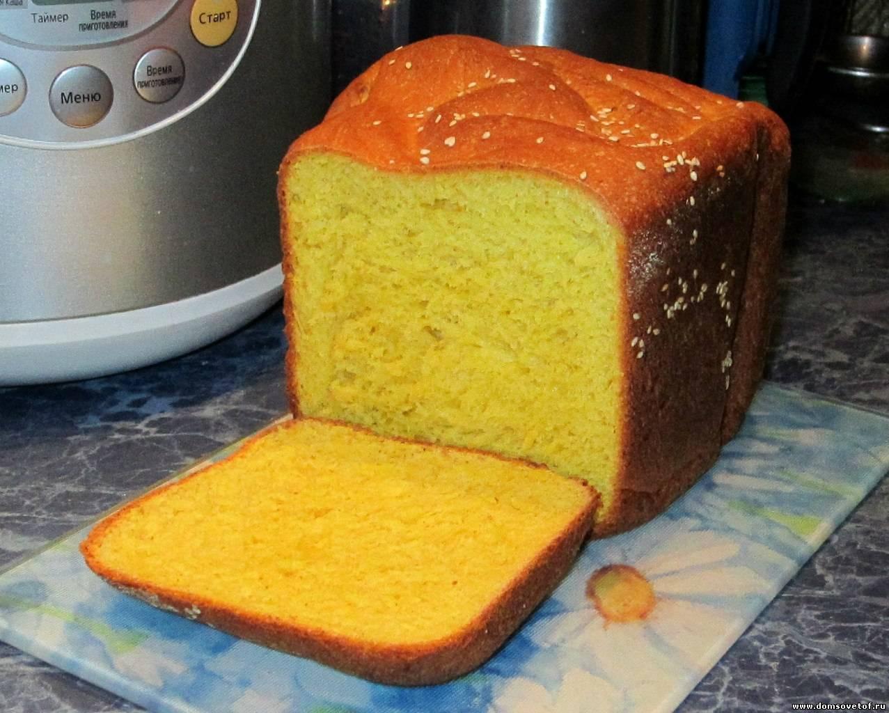 Овсяный хлеб в хлебопечке рецепты 4