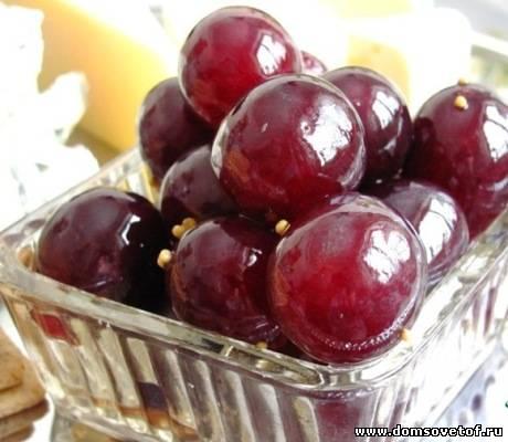Виноград маринованный на зиму рецепты с фото