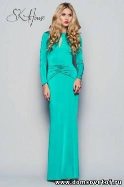 стильное платье на новый год