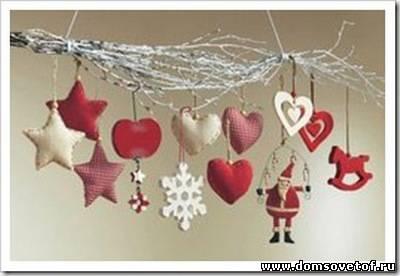 Своими руками для украшения дома на новый год