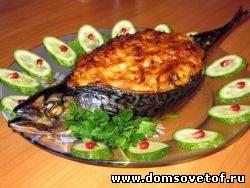 Запеченая рыба-рецепт скумбрии запеченой