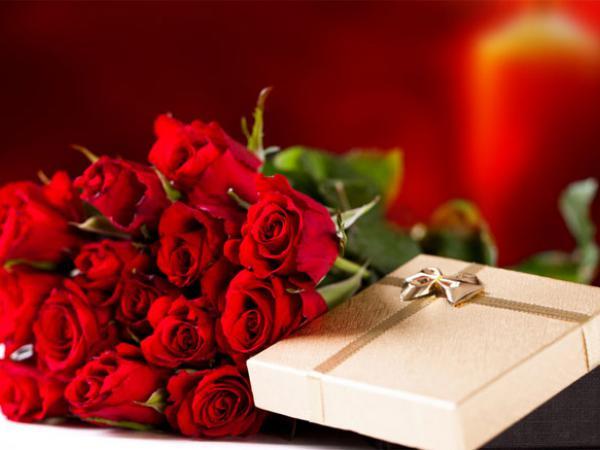 цветы - подарок