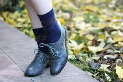 как модно носить носки, стильные советы