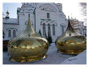 Полезный совет : Путешествие в Казань. Достопримечательности остров-град Свияжск и Раифский монастырь