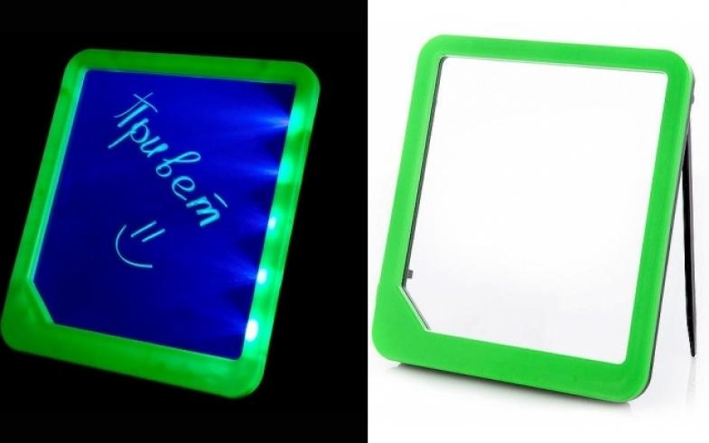 Полезный совет : Доска для заметок светодиодная ЛЮМОС: отзывы, цены, где купить