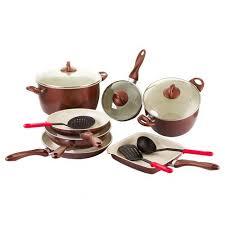 Полезный совет : Набор посуды с керамическим покрытием КРОСС (Cross). Цены. Отзывы. Где купить
