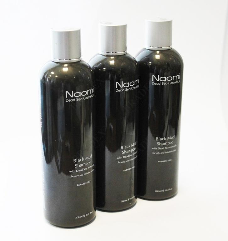 Полезный совет : Шампунь с черной минеральной грязью для жирной кожи головы