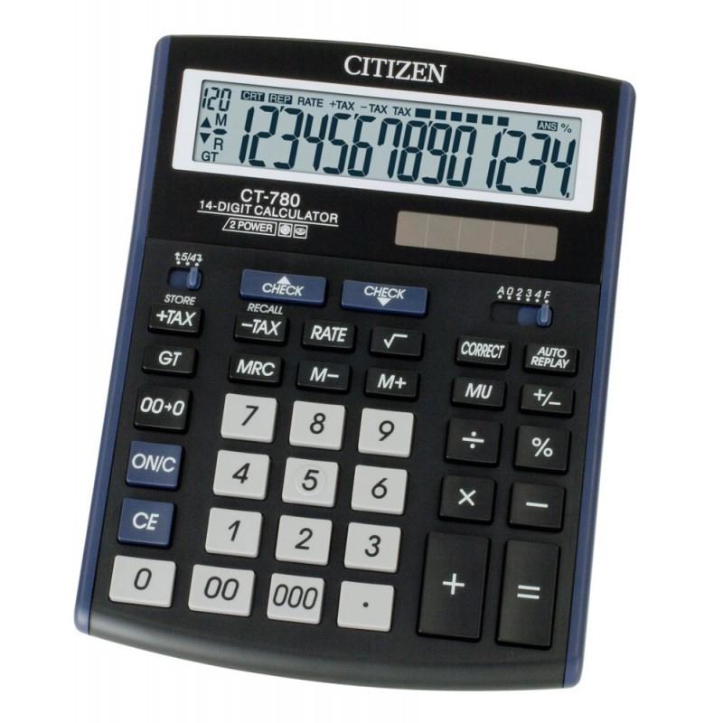 Полезный совет : Калькулятор настольный Citizen: цены, отзывы, где купить