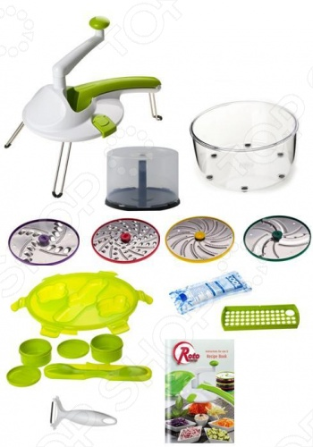 Полезный совет : Ручной кухонный комбайн овощерезка Roto Champ (Рото Чамп): цены, отзывы, где купить