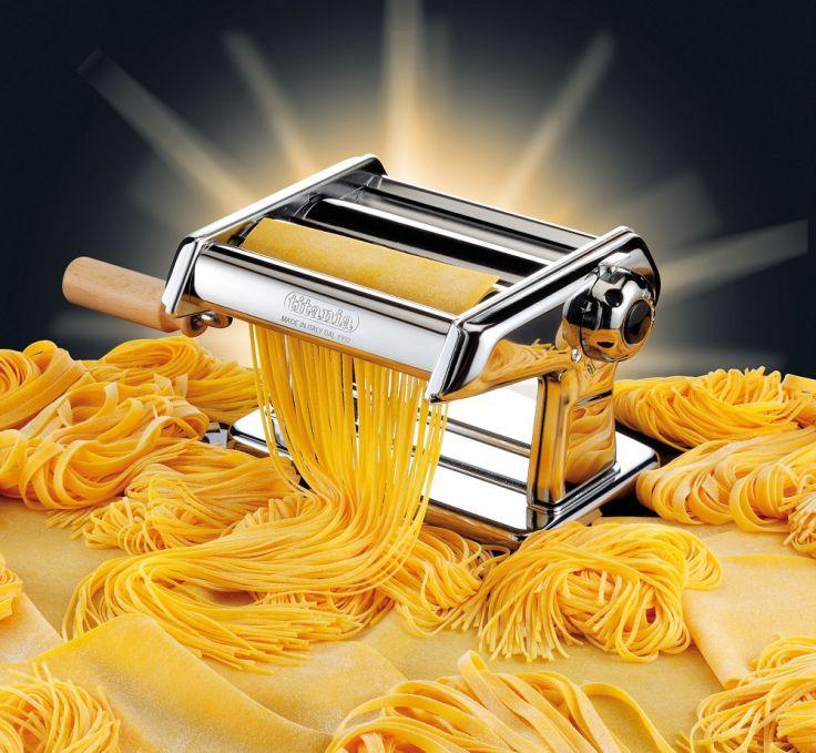 Полезный совет : Лапшерезка ручная Pasta Machine 15см: цены, отзывы, где купить