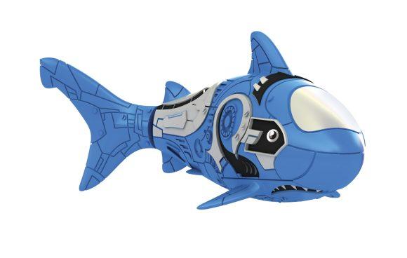 Полезный совет : РобоРыбка Robofish Акула голубая (электромагнитный мотор, активируется в воде): цены, отзывы, где купить