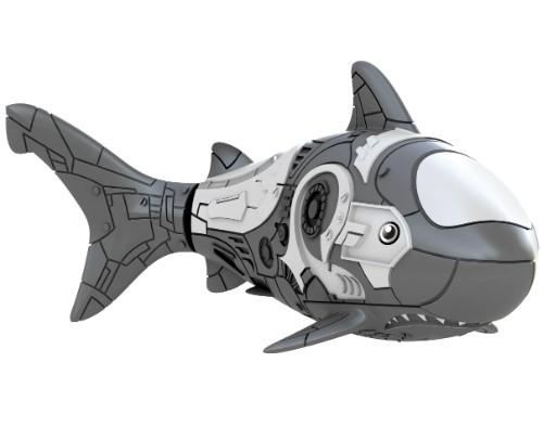 Полезный совет : РобоРыбка Robofish Акула серая (электромагнитный мотор, активируется в воде): цены, отзывы, где купить.
