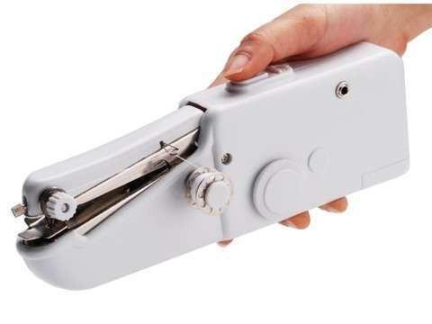 Полезный совет : Портативная ручная мини швейная машинка: цены, отзывы, где купить