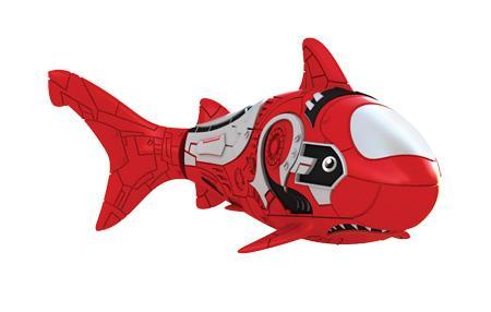 Полезный совет : РобоРыбка Robofish Акула красная (электромагнитный мотор, активируется в воде): цены, отзывы, где купить
