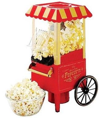 Полезный совет : Аппарат для приготовления попкорна: цены, отзывы, где купить