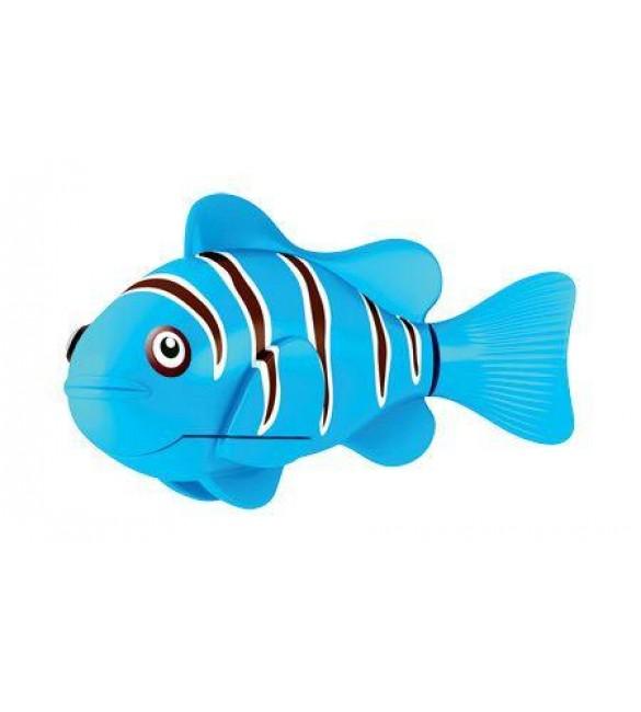 Полезный совет : РобоРыбка Клоун голубая (электромагнитный мотор, активируется в воде): цены, отзывы, где купить