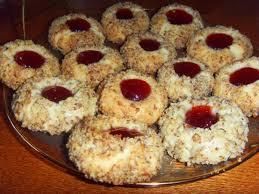 Полезный совет : Рецепт домашнего песочного печенья с вареньем