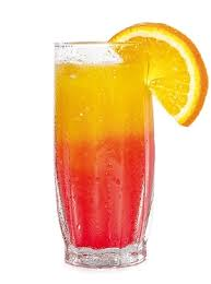 Полезный совет : Рецепт приготовления алкогольного коктейля «Бьянко санрайз» с соком