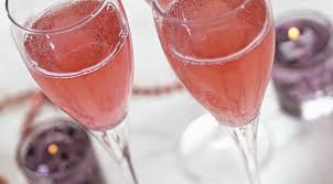 Полезный совет : Как приготовить алкогольный коктейль «Kir Royal» с шампанским