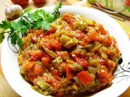 Полезный совет : Рецепт приготовления икры из помидоров и перца