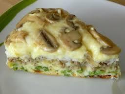Полезный совет : Рецепт приготовления слоеного пирога «Перевертыш»