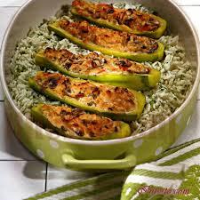 Полезный совет : Рецепт приготовления кабачков, фаршированных козьим сыром