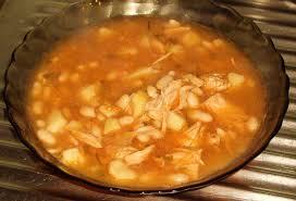 Полезный совет : Как приготовить  вкусный фасолевый суп