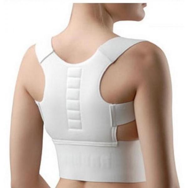 Полезный совет : Магнитный корректор осанки - отзывы пациентов  о прекращении болей в спине и укреплении мышц спины