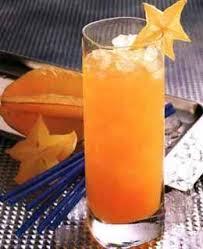Полезный совет : Рецепт приготовления алкогольного коктейля «Апельсиново-манговая самбука»