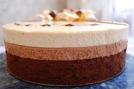 Полезный совет : Рецепт приготовления торта «Три шоколада»