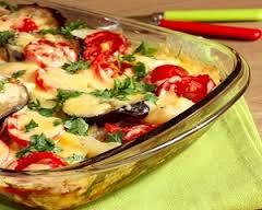Полезный совет : Как приготовить вкусные баклажаны под помидорами с сыром