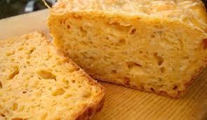 Полезный совет : Как приготовить домашний сырный хлеб