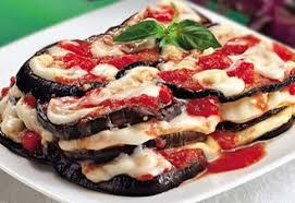 Полезный совет : Рецепт приготовления запеченных баклажан с сыром моцарелла