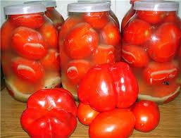 Полезный совет : Рецепт приготовления квашеных  помидор с горчицей