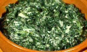 Полезный совет : Рецепт приготовления подливы из шпината