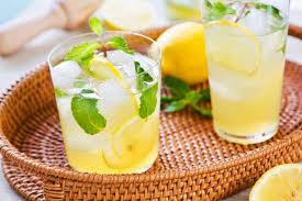 Полезный совет : Рецепт приготовления домашнего лимонада с мятой и медом