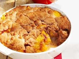 Полезный совет : Рецепт приготовления персикового коблера