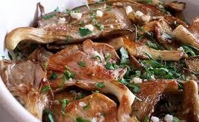 Полезный совет : Как приготовить полезный грибной салат