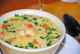 Полезный совет : Рецепт приготовления сырного супа с курицей