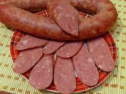 Полезный совет : Рецепт приготовления домашней говяжьей колбасы