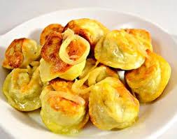 Полезный совет : Рецепт приготовления жареных пельменей с сыром