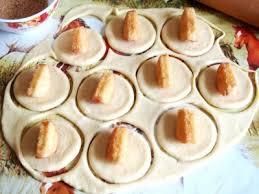 Полезный совет : Как приготовить отрывной яблочный пирог
