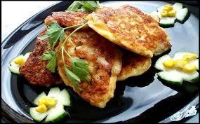 Полезный совет : Как приготовить куриные оладьи с сыром на кефире