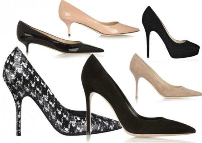 модные туфли сезона