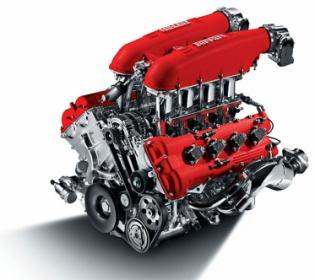 двигатель Ferrari