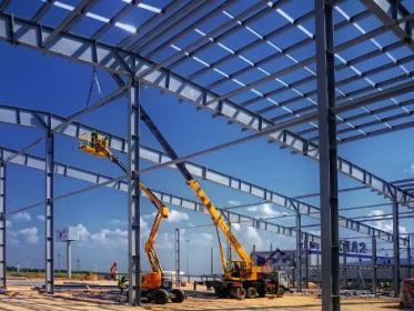 производство строительных металлоконструкцийу