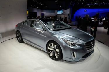 концепт Subaru